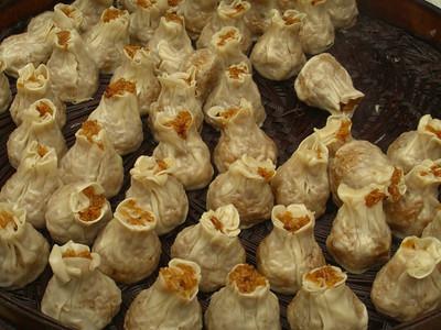 Sticky Rice Dumplings - Shanghai, China