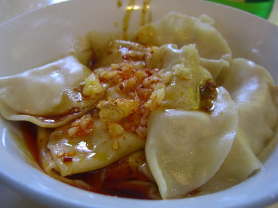 Zhong's Dumplings - Chengdu, China