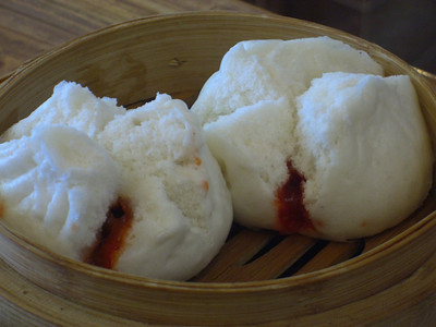 Chinese Pork Buns - Beijing, China