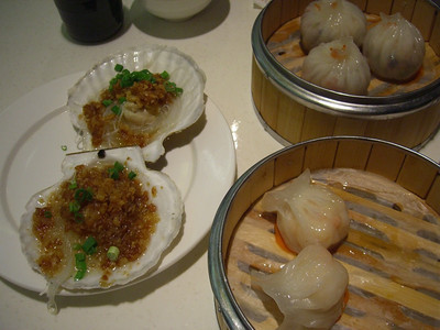 Chinese Dim Sum - Xi'an, China