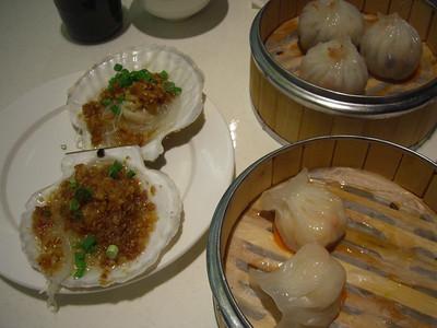 Chinese Dim Sum - Xi'an, China