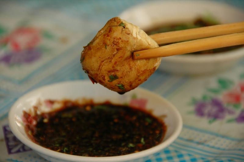Yuanyang Spicy Tofu - Yunnan, China