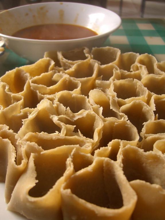 Beehive Noodles - Pingyao, China