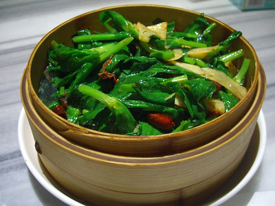 Yunnanese Greens - Beijing, China