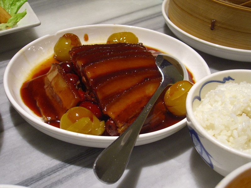 Yunnanese Pork Dish - Beijing, China
