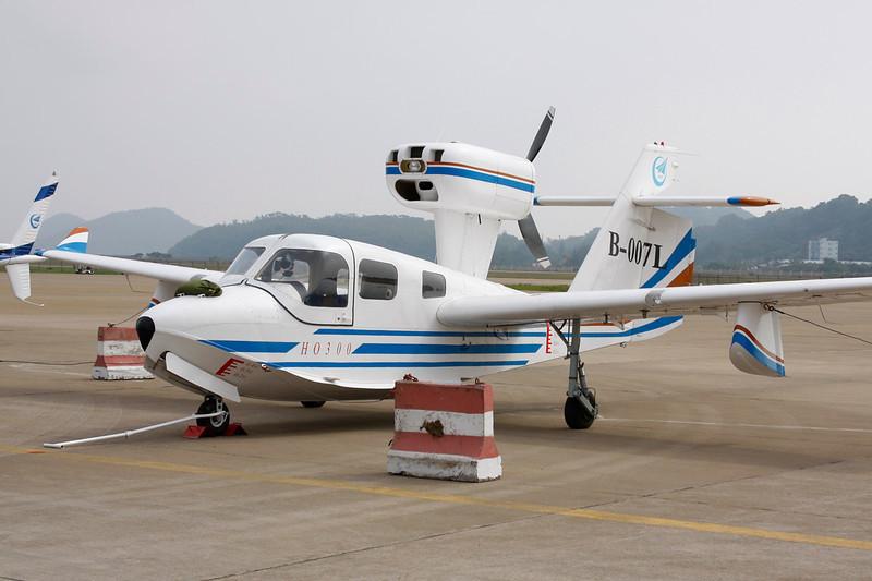 B-007L AVIC HO-300 c/n unknown Zhuhai/ZGSD/ZUH 16-11-12