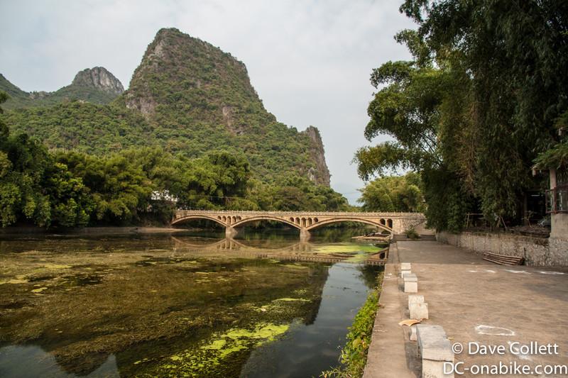 Bridge in Xing Ping