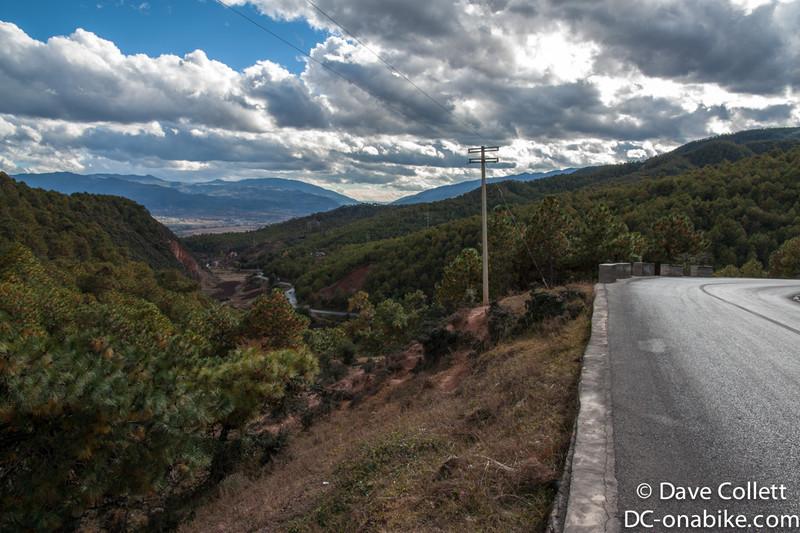 Descent to Shaxi