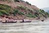 Daning River - Sampans