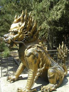 north end, Forbidden City - April 2004. Forbidden City, April 2004 & June 2005
