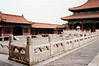 Beijing - Forbidden City - Sad Palace Courtyard
