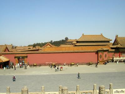 Forbidden City - April 2004. Forbidden City, April 2004 & June 2005