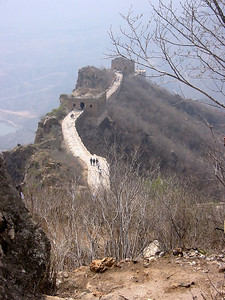 Great Wall at Simatai, I've been returning here for years, my favorite. A great place to visit, summer and winter, far away from the crowds. Don't bother with Badaling. 2005