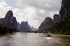 Li River Cruise -Apple Rock