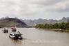 Li River Cruise - Leaving Zhujiang Wharf