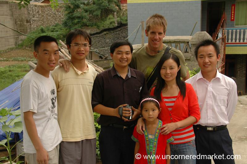 Chinese Students of English - Guizhou Province, China