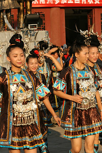 Another Miao sub-group.
