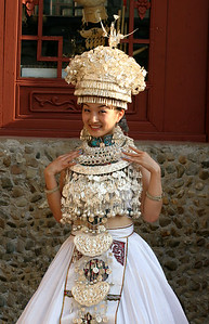 A Miao woman, sub-group unknown to me.