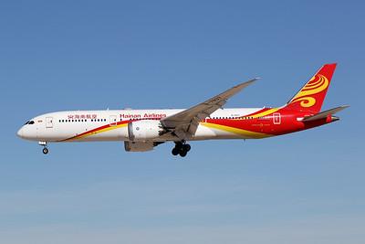 B-7837 Boeing 787-9 c/n 62713 Las Vegas-McCarran/KLAS/LAS 24-01-18