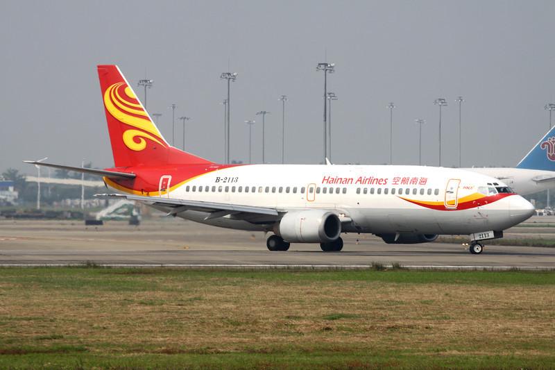 B-2113 Boeing 737-36N c/n 28602 Guangzhou/ZGGG/CAN 15-11-12