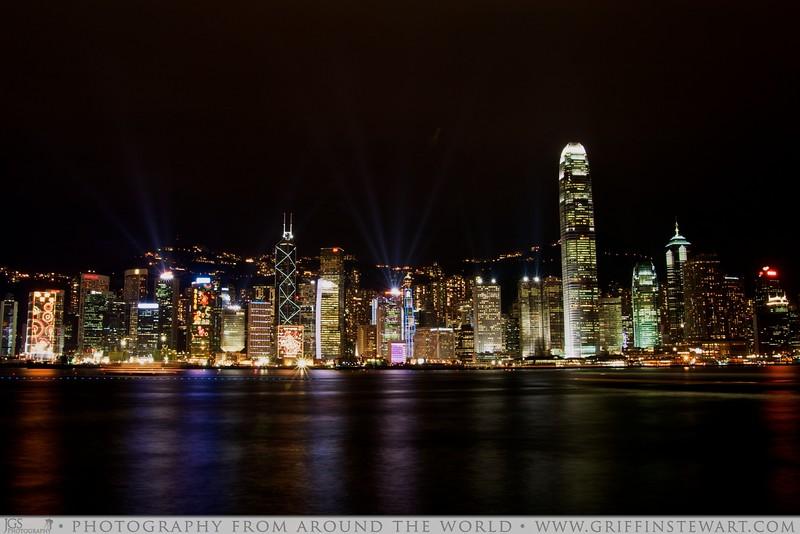 Harbor & Skyline - Hong Kong, China