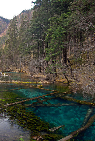 RTW Trip - Jiuzhaigou, China