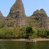 RTW Trip - Li River, China