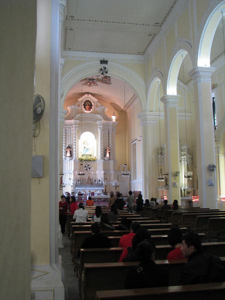 St.Dominic's Church in Macau