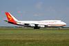 "B-2437 Boeing 747-481BDSF ""Yantze River Express"" c/n 25207 Amsterdam/EHAM/AMS 21-06-14"