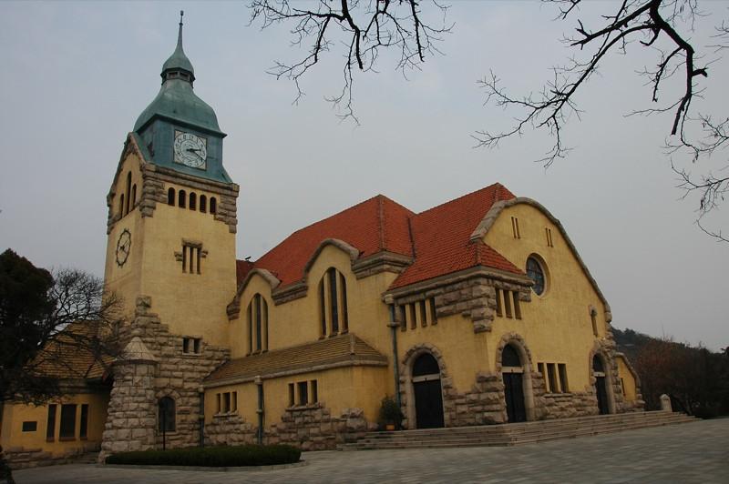Protestant Church - Qingdao, China