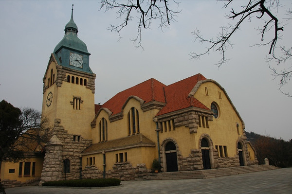 Protestant Church - Qingdao, China