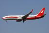 B-5549 Boeing 737-86N c/n 37888 Xi'an/ZLXY/XIAN 11-11-12
