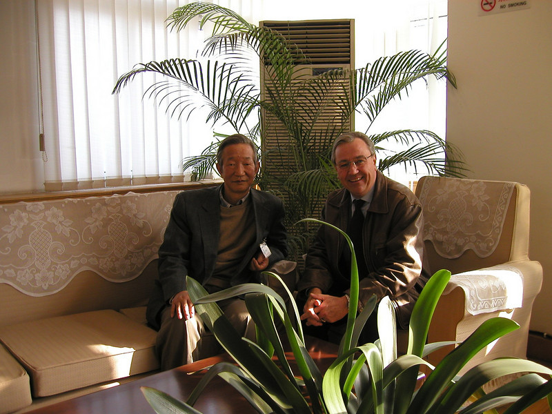 Ding Wei of Hopen and Chinese Academy of Sciences -