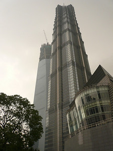 Shanghai Hyatt (Jin Mao Tower in Pudong)