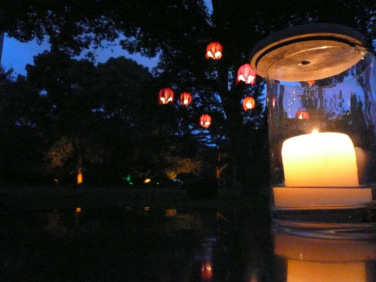 Faces Restaurant, Shanghai. unfortuately this wonderful restaurant, a favourite spot of mine for years and peaceful location was forced to close in Sept 2009. After ten years, the lease at Rui Jin Hotel, Shanghai has finally come to an end and Face Shanghai has closed its doors. An extensive building program to create a large hotel on the site has begun. The gardens may survive the onslaught but the peacefulness may never return as traffic intrudes.