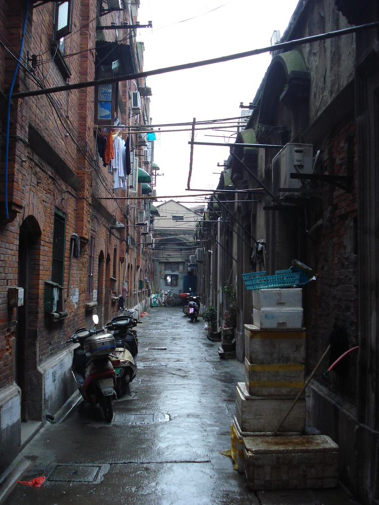 Alley Shanghai