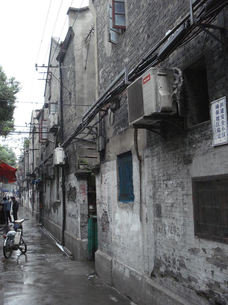 Shanghai Laneway