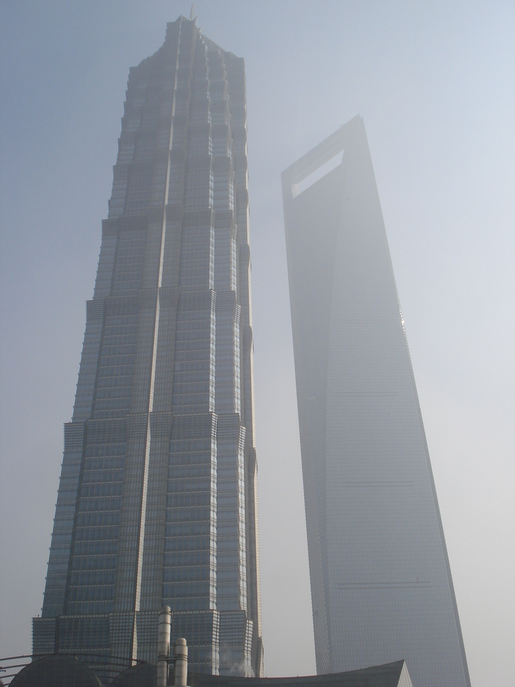 Jinmao Tower and SWFC