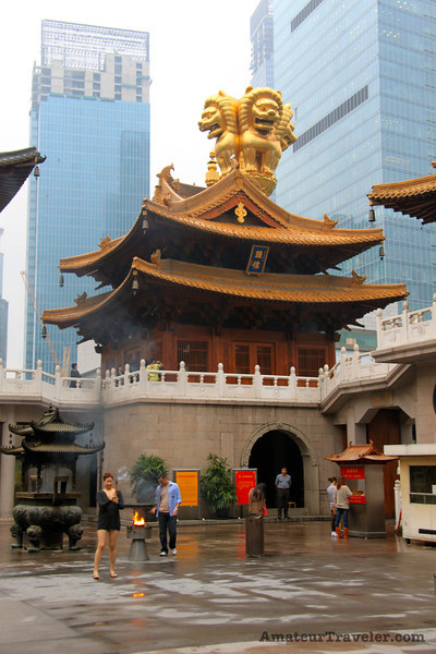 Jing'an Temple