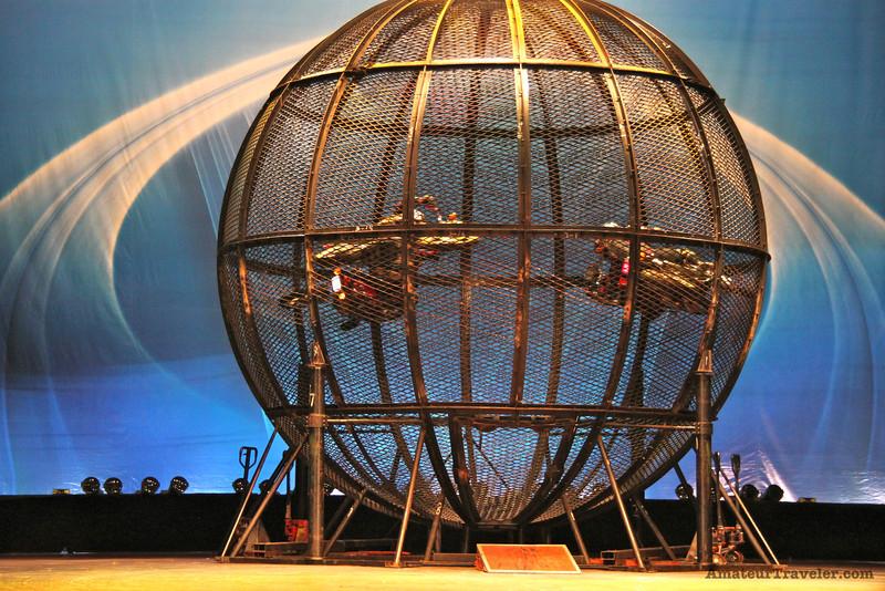 Shanghai Acrobatic Show