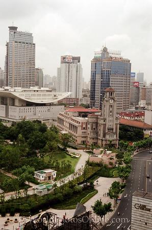 Shanghai - Peoples Park