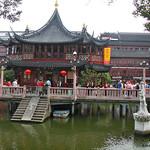 Tea House – Shanghai, China – Photo