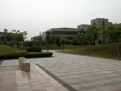 Huawei ,new Shenzhen headquarters campus (2004).