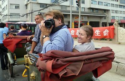 Photographing the Photographer – Suzhou, China