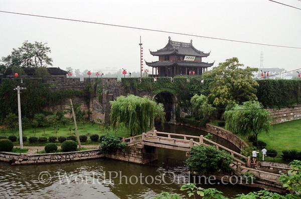 Suzhou - City Wall