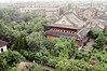 Suzhou - View of Temple from Pagoda