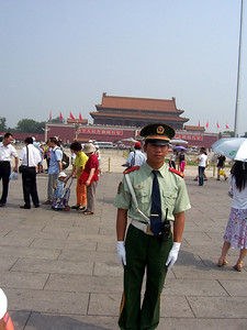 Beijing, Tian'anmen Square from 1997 on
