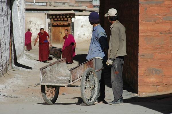 Labrang Monastery - Xiahe, China