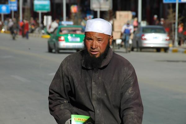 Hui Man - Xiahe, China