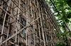 Wuhan - Bamboo Scaffolding